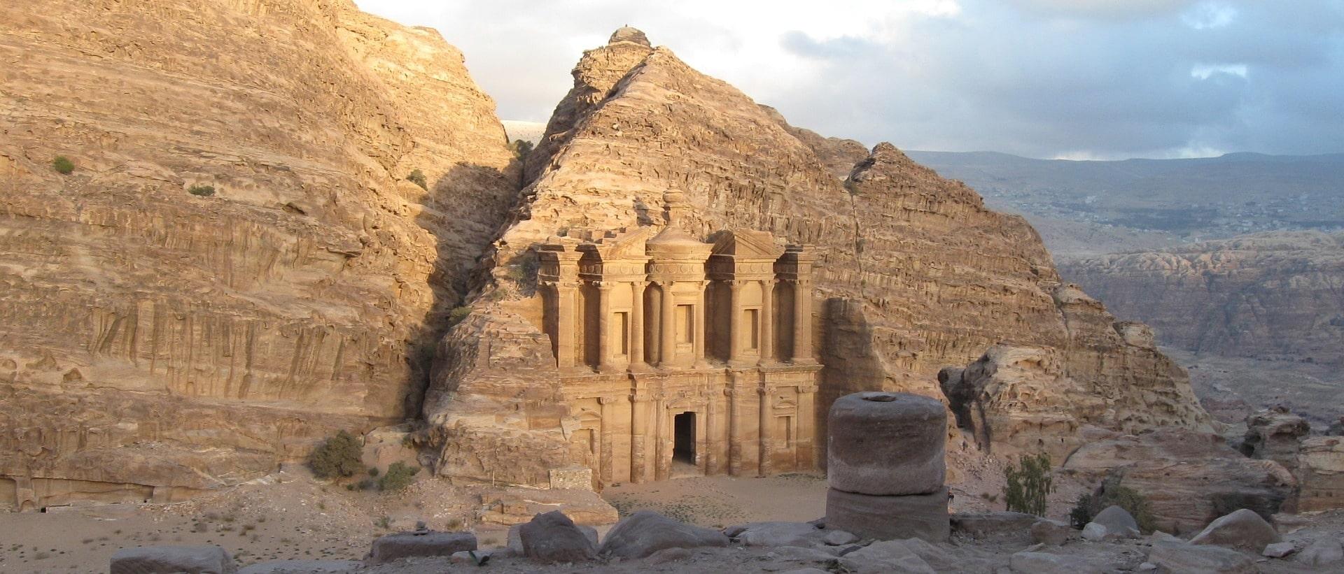 Jordan Ruins